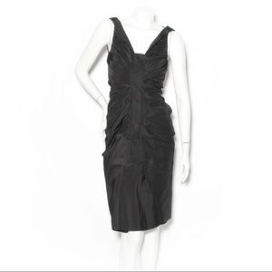 Dior by John Galliano Ruched Dress